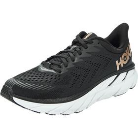 Hoka One One Clifton 7 Zapatillas Running Mujer, black/bronze
